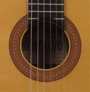 Fleta model classical guitar