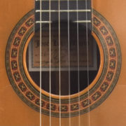 Jose Luis Marin Classical Guitar, 1984
