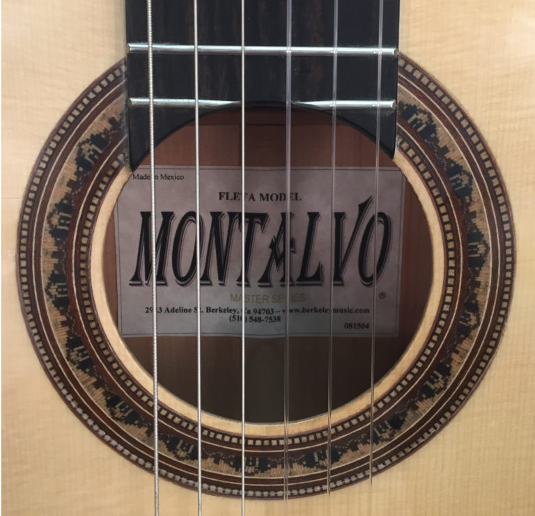 Montalvo Fleta Model Flamenco