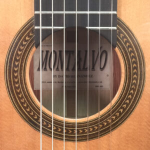 Casa Montalvo Seven String Classical Guitar