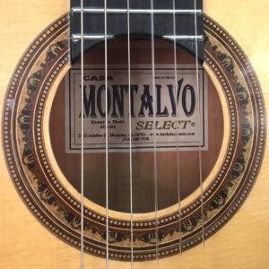 Casa Montalvo Hauser Model Flamenco Guitar