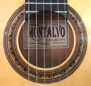 Casa Montalvo Hauser Model Flamenco Guitar 2004
