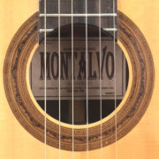 Casa Montalvo Barbero Model Classical Guitar 2006