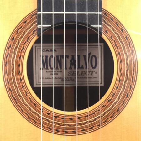 Casa Montalvo Romanillos Model Classical Guitar, 2005