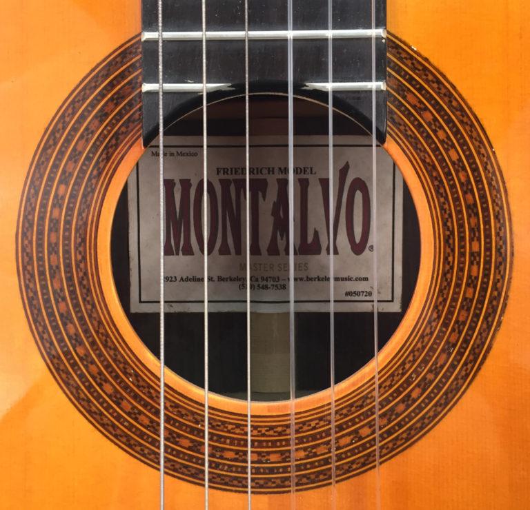 Friedrich Model Cutaway Classical Guitar 2005