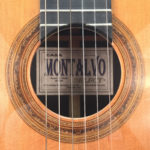Casa Montalvo Hauser Sr. Model classical Guitar 2004