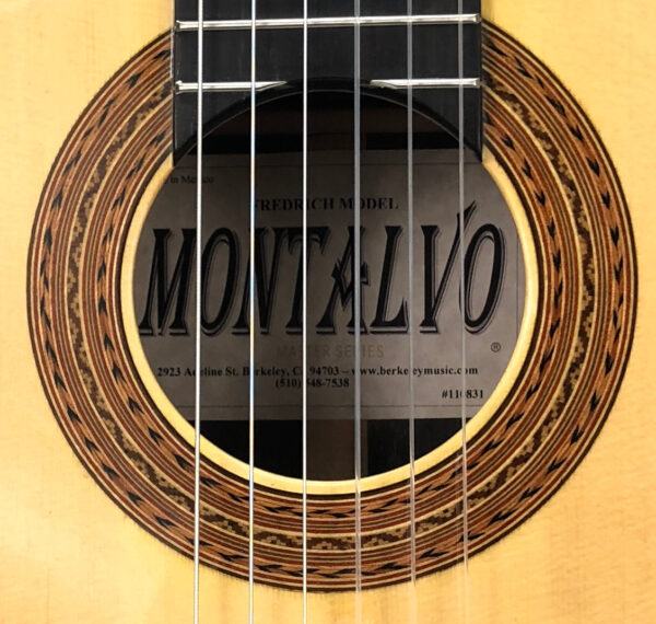 Montalvo Cutaway Classical