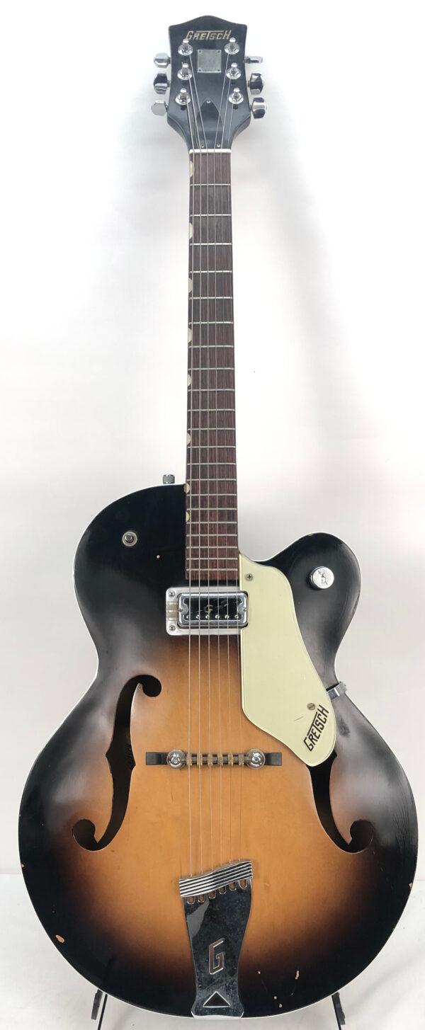 Gretsch Anniversary model 6124, 1957