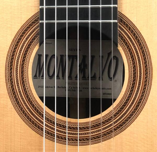 Casa Montalvo 7 String Classical
