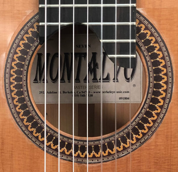 Montalvo 7 String Flamenco