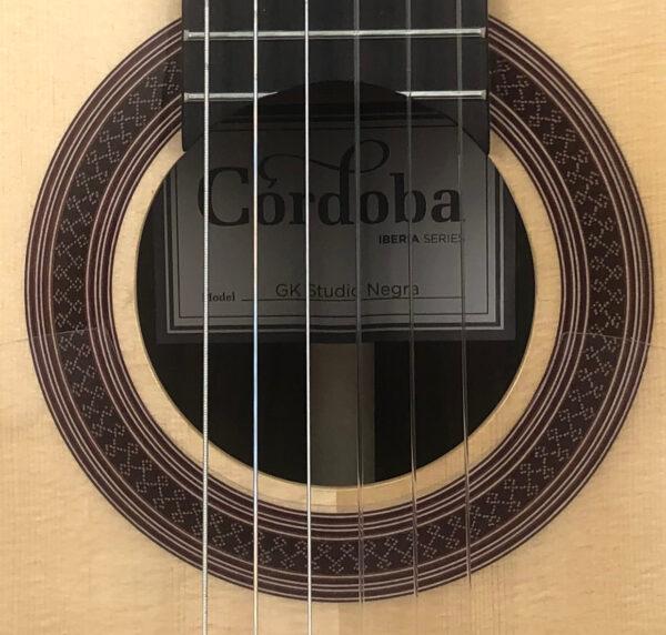 Cordoba GK Studio Negra