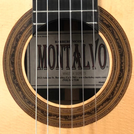 Montalvo Barbero model classical