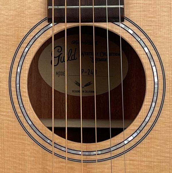 Guild P-240 Parlor Guitar, 2021